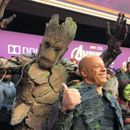 'WE ARE GROOT' SAY NETIZENS AS VIN DIESEL ROCKS THE 'AVENGERS: ENDGAME' PREMIERE DONNING A GROOT JACKET