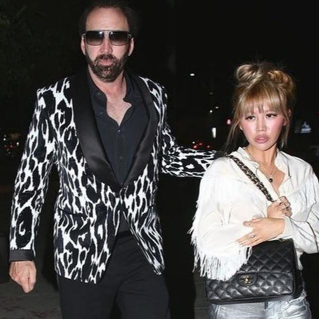 NICOLAS CAGE'S WIFE OF 4 DAYS, ERIKA KOIKE READY TO DIVORCE, ASKS FOR SPOUSAL SUPPORT