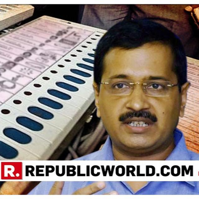 KEJRIWAL ALLEGES SEVERAL INSTANCES OF FAULTY EVMS IN POLLS IN GOA