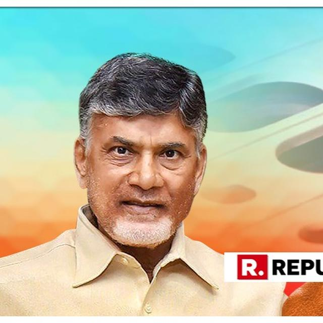 NOW, CHANDRABABU NAIDU BRINGS BIZARRE 'RUSSIAN HAND' ANGLE INTO EVM TAMPERING ALLEGATIONS