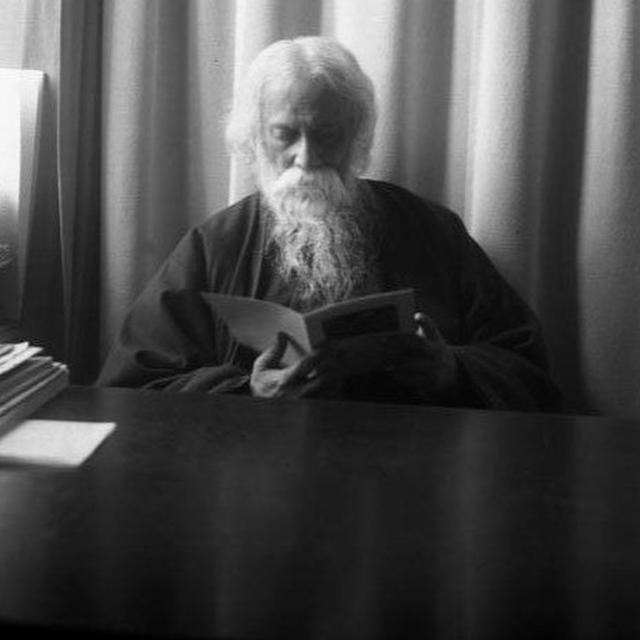 ON WORLD BOOK DAY, NOBEL FOUNDATION PAYS TRIBUTE TO RABINDRANATH TAGORE. TAKE A LOOK