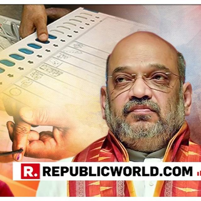"WATCH: ""CONGRESS IS IN CONFUSION,"" SAYS BJP PRESIDENT AMIT SHAH ON SPECULATIONS OVER PRIYANKA GANDHI'S CANDIDATURE FROM VARANASI"