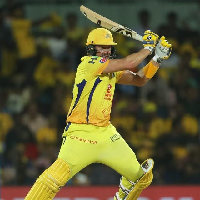 I WOULD HAVE BEEN DROPPED A LONG TIME AGO IN MY PREVIOUS TEAM: SHANE WATSON