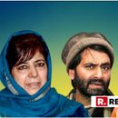 """WATCH: MEHBOOBA MUFTI HOLDS A MARCH IN SUPPORT OF SEPARATIST YASIN MALIK, ARGUES """"THEY'VE RELEASED SADHVI PRAGYA WHO IS FIT AND FINE BUT ARRESTING AILING MALIK"""""""