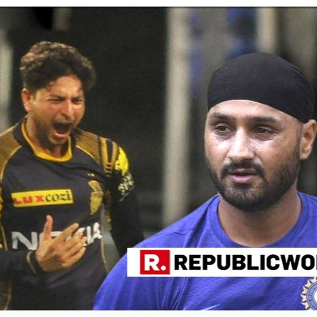 KULDEEP'S IPL FORM WON'T IMPACT HIS PERFORMANCE IN WORLD CUP: HARBHAJAN SINGH