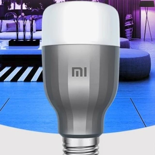 XIAOMI IS BRINGING THE MI LED SMART BULB TO INDIA, BUT YOU'LL HAVE TO WAIT TO GET IT