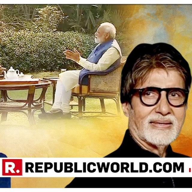 ANUPAM KHER, AMITABH BACHCHAN AND OTHERS REACT TO AKSHAY KUMAR'S 'NON-POLITICAL' CONVERSATION WITH PRIME MINISTER. HERE'S WHAT THEY SAID