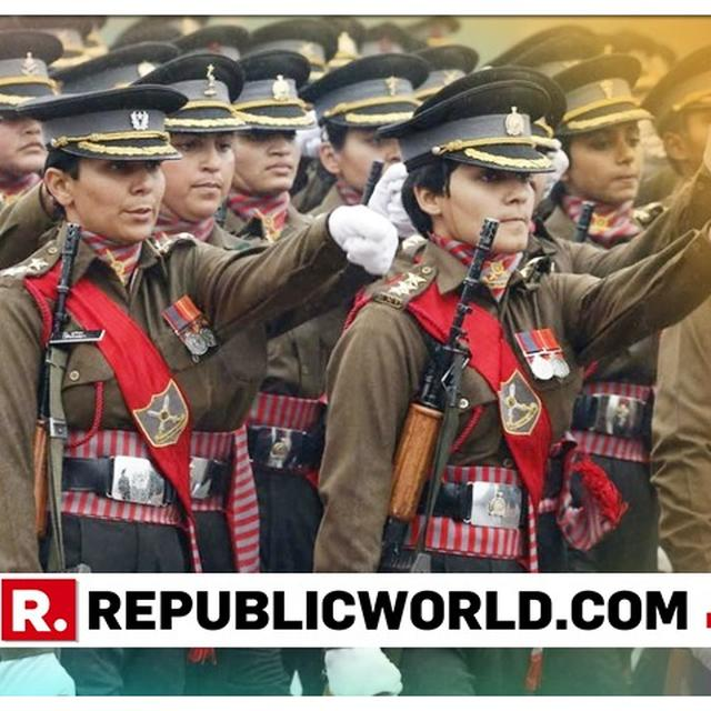 In a first, Indian Army calls for women applicants for Military Police