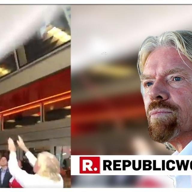 """""""IT'S TIME TO ADD NUMBER 77,"""" WRITES BILLIONAIRE BRITISH TYCOON RICHARD BRANSON AFTER POSTING A VIDEO ABOUT HIS LATEST """"CLOSE SHAVE"""" WITH ACCIDENT"""