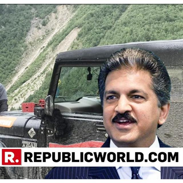 """INDIA'S 'LAST VILLAGE'"": THIS LATEST ENTRY TO ANAND MAHINDRA'S TRAVEL BUCKET LIST HAS LEFT HIM ""INTRIGUED"""