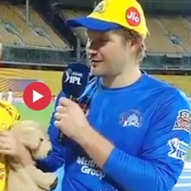 WATCH: THIS IS WHAT WATTO JR. HAD TO SAY ABOUT CSK SKIPPER MS DHONI