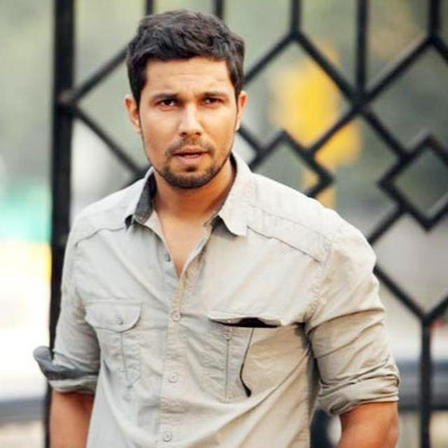 RANDEEP HOODA TO PLAY A COP IN SANJAY LEELA BHANSALI'S COMIC-THRILLER