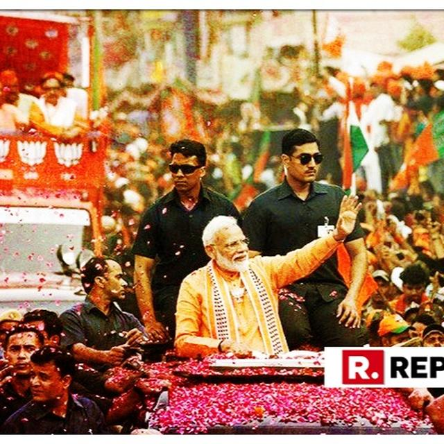 5 REASONS THAT CONSOLIDATE ON THE PIVOTAL QUESTION- IS THERE A MODI WAVE?
