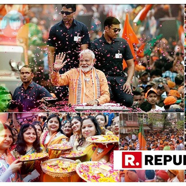 """WATCH:  """"IN THE PAST 5 YRS THERE HAS BEEN NO TERROR ATTACK AT ANY PILGRIMAGE IN INDIA,"""" SAYS PM NARENDRA MODI EMPHASISING ON 'SECURITY IS PRIORITY' IN VARANASI"""