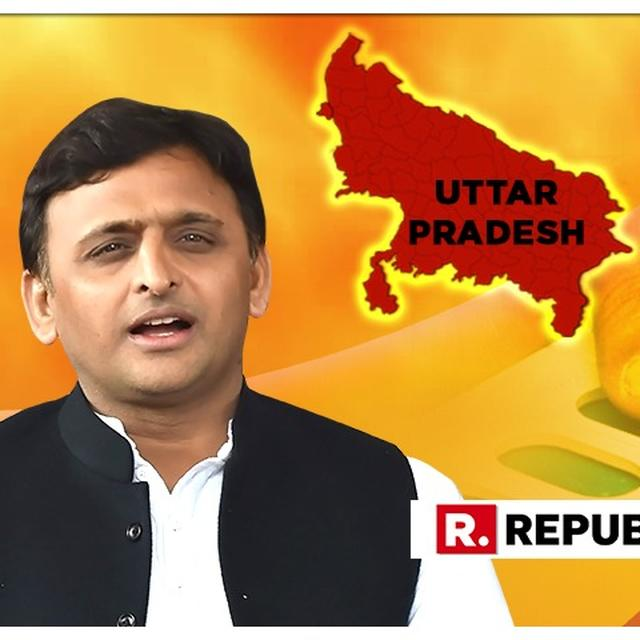 CONGRESS MORE KEEN ON FORMING UP GOVERNMENT IN 2022, RATHER THAN HALTING BJP: AKHILESH YADAV