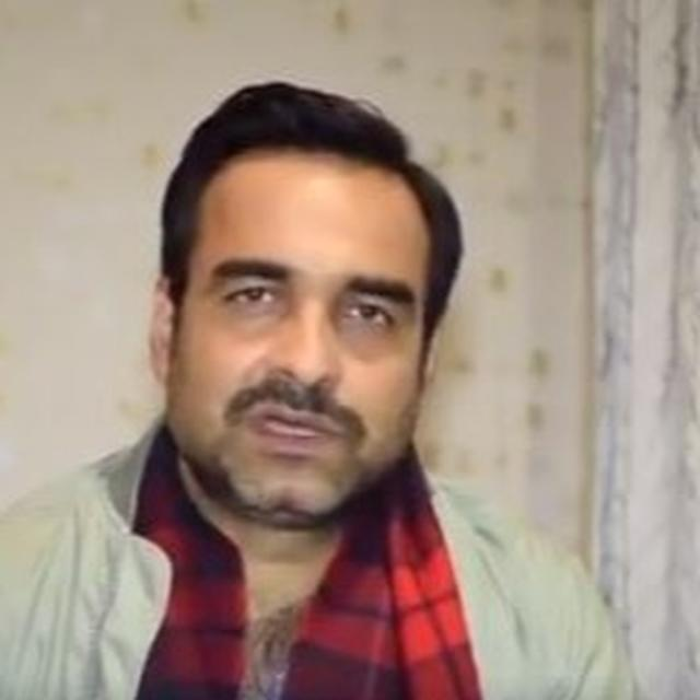 WATCH: HERE'S A MESSAGE FROM 'SACRED GAMES' ACTOR PANKAJ TRIPATHI VIA THE EC AS BIHAR GETS READY TO ENTER PHASE 4 OF LOK SABHA ELECTIONS 2019