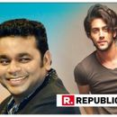 AR RAHMAN INTRODUCES EHAN BHAT AS THE LEAD OF HIS UPCOMING MUSICAL FILM '99 SONGS'