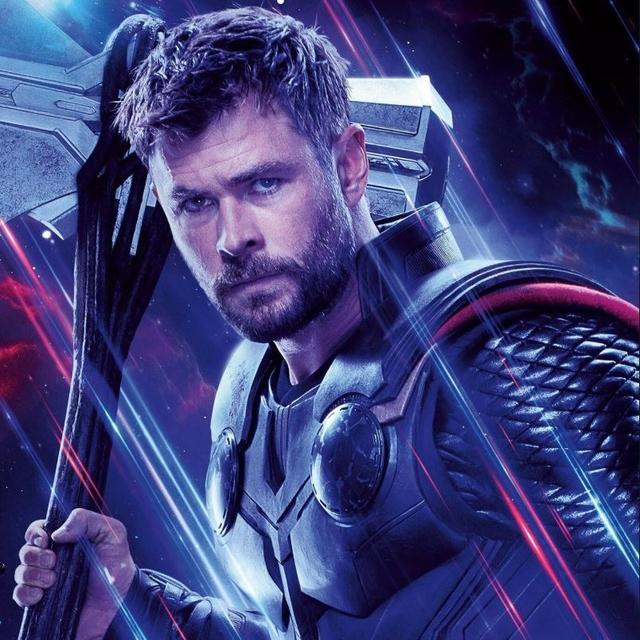 WHO KNOWS WHAT FUTURE HOLDS: CHRIS HEMSWORTH ON PLAYING THOR AGAIN