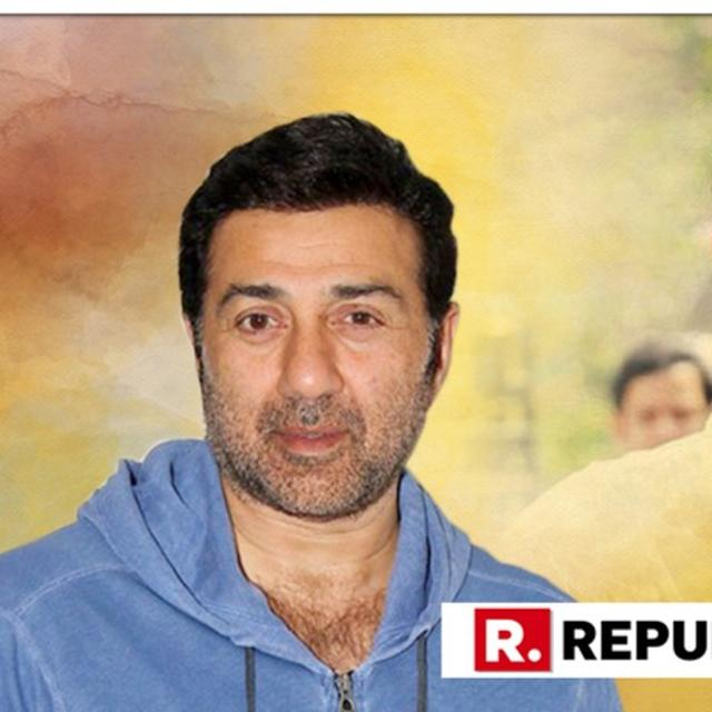 SUNNY DEOL PAYS TRIBUTES TO LATE MP, ACTOR VINOD KHANNA