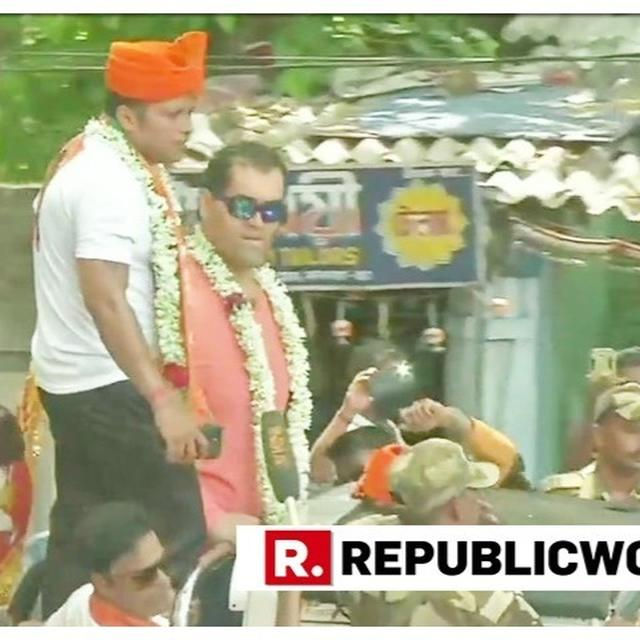 TMC APPROACHES ELECTION COMMISSION OVER THE GREAT KHALI'S CITIZENSHIP AFTER THE WRESTLER CAMPAIGNS FOR BJP. DETAILS HERE