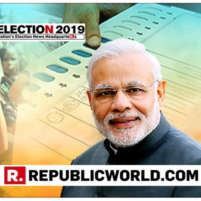 HERE'S PM MODI'S SPECIAL APPEAL TO YOUNG VOTERS AS NATION GOES TO POLL IN FOURTH PHASE OF THE 2019 LOK SABHA ELECTIONS