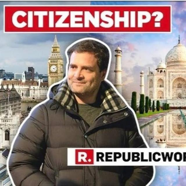 MASSIVE CONTROVERSY: HOME MINISTRY ISSUES NOTICE TO RAHUL GANDHI OVER HIS CITIZENSHIP