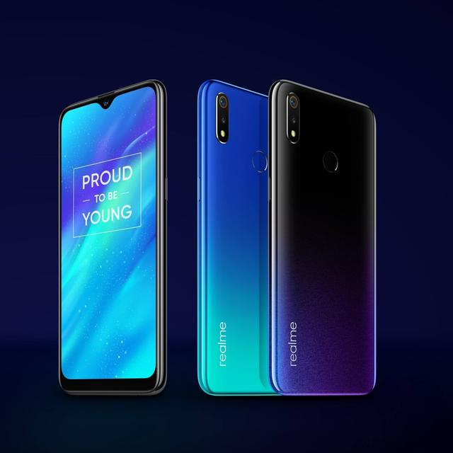 REALME 3 3GB, 64GB VARIANT TO LAUNCH IN INDIA ON MAY 2