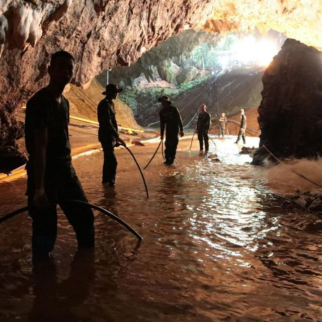 THAI CAVE RESCUE FILM IN WORKS AT NETFLIX WITH JON M CHU, NATTAWUT POONPIRIYA ATTACHED TO DIRECT