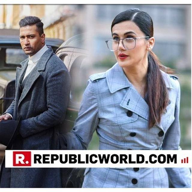 TAAPSEE PANNU OPENLY TELLS SHOOJIT SIRCAR & RONNIE LAHIRI THAT SHE COULD BE QUITE GOOD AT PLAYING VICKY KAUSHAL'S CHARACTER UDHAM SINGH. YOU WON'T BELIEVE WHAT HAPPENED NEXT