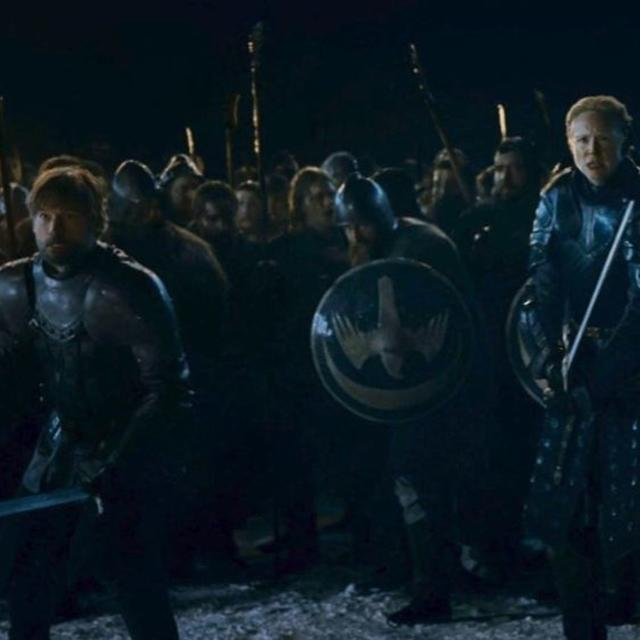 AFTER FANS COMPLAINED THAT THE BATTLE OF WINTERFELL ON GAME OF THRONES WAS TOO 'DARK' LITERALLY, CINEMATOGRAPHER HITS BACK. HERE'S WHAT HE SAID