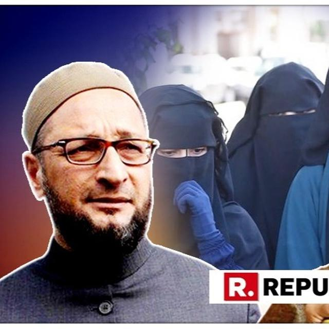WATCH: ASADUDDIN OWAISI ALLEGES COMMUNAL AGENDA TO SHIV SENA CHIEF UDDHAV THACKERAY'S BURQA BAN DEMAND, SEEKS EC INTERVENTION