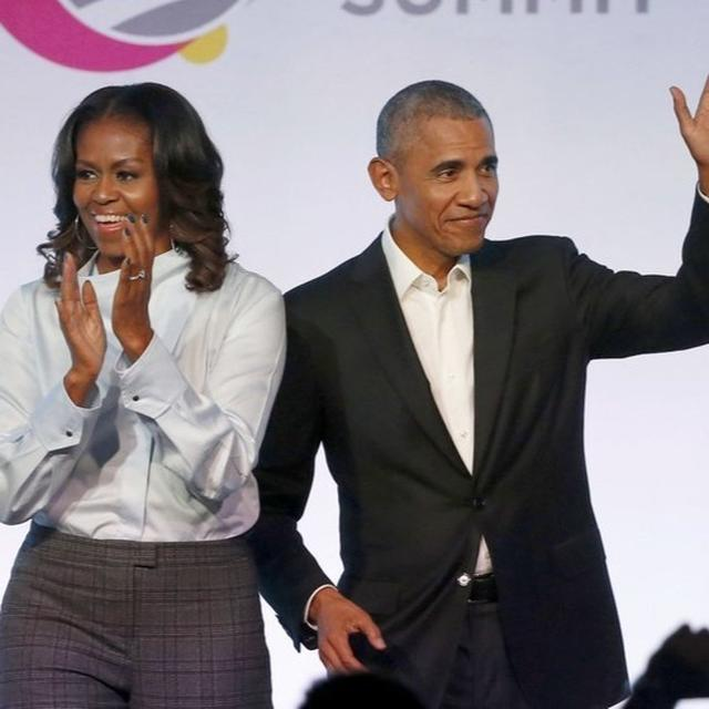 BARACK AND MICHELLE OBAMA'S PRODUCTION COMPANY UNVEILS SLATE OF NETFLIX PROJECTS