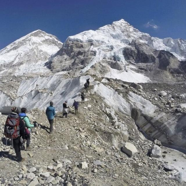 HALF OF WORLD HERITAGE GLACIERS MAY DISAPPEAR BY 2100: STUDY