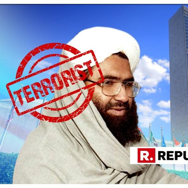 MASSIVE DIPLOMATIC WIN FOR INDIA: PAK'S MASOOD AZHAR DESIGNATED GLOBAL TERRORIST IN UNITED NATIONS SANCTIONS LIST