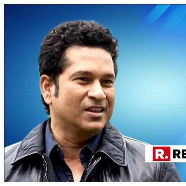 BEAUTIFUL TRACKS FOR BATSMEN BUT BOWLERS WON'T GET LATERAL MOVEMENT AT WORLD CUP IN THE UK: SACHIN TENDULKAR