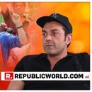 HERE'S WHAT BOBBY DEOL HAD TO SAY ABOUT BROTHER SUNNY DEOL'S FIRST ROADSHOW AS BJP'S GURDASPUR LOK SABHA CANDIDATE