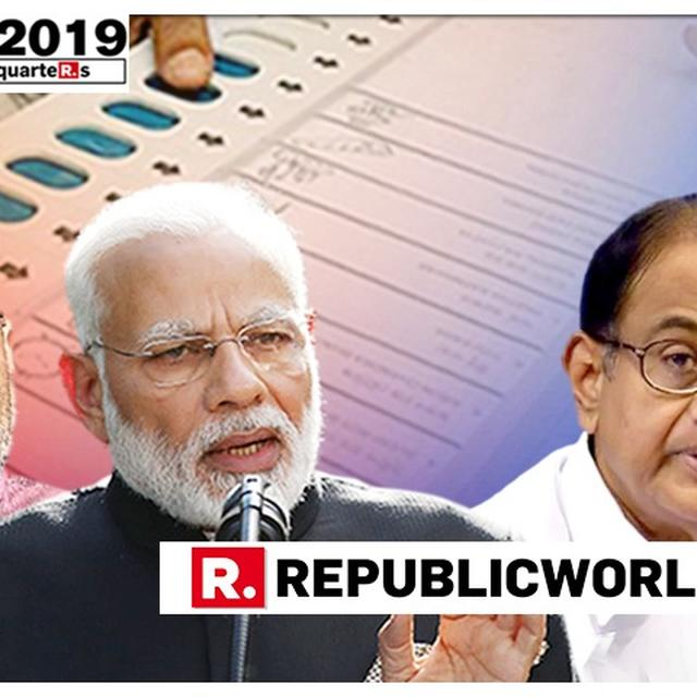 ELECTION COMMISSION IS FINALLY SHOWING SOME SIGNS OF LIFE, SAYS P CHIDAMBARAM OPINING ON 'MODI-SHAH FEAR'. HERE'S WHAT HE SAID