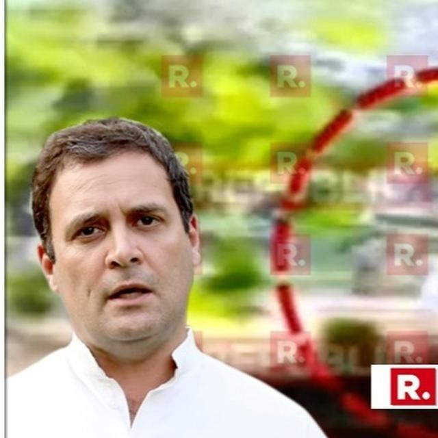 WATCH: RAHUL SAYS CONGRESS DID 6 SURGICAL STRIKES
