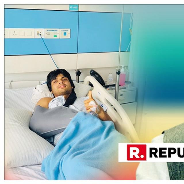 "PM MODI PRAYS FOR STAR JAVELIN THROWER NEERAJ CHOPRA'S ""QUICK AND COMPLETE RECOVERY"" AFTER ELBOW SURGERY. READ HIS SPECIAL MESSAGE HERE"