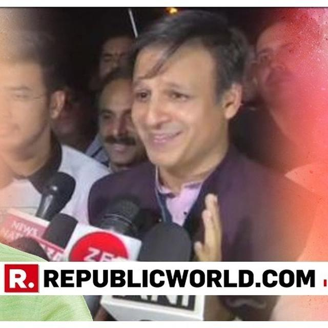 WATCH | 'HE IS THE PM AND HE'LL REMAIN THE PM': VIVEK OBEROI SAYS PM MODI'S VICTORY IS DEFINITE, TAKES A DIG AT CONGRESS AS HE CAMPAIGNS FOR BJP IN DELHI