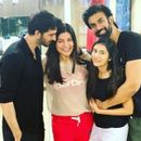 IN PICTURES   SUSHMITA SEN ANNOUNCES WEDDING IN THE FAMILY WITH AN ADORABLE INSTAGRAM POST