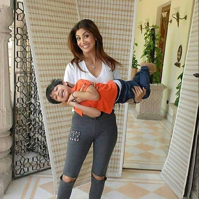 WATCH | THIS BOLLYWOOD STAR IS SHILPA SHETTY'S SIX-YEAR-OLD SON VIAAN'S INSPIRATION FOR HIS 'FIRST' BACK-FLIP