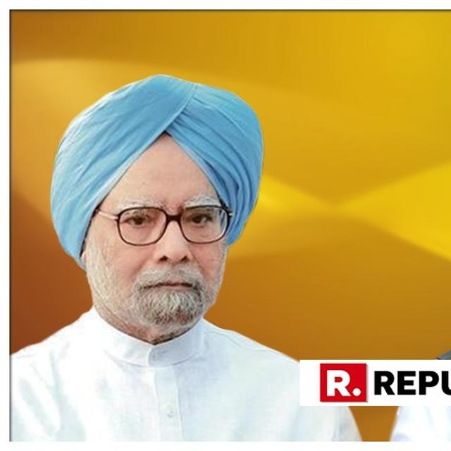 MODI'S 5 YEARS 'MOST TRAUMATIC', SHOULD BE SHOWN EXIT DOOR: DR. MANMOHAN SINGH