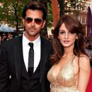 'FOR ME HE WAS A SUPERSTAR': SUSSANNE KHAN RECALLS THE TIME SHE MET EX-HUSBAND HRITHIK ROSHAN