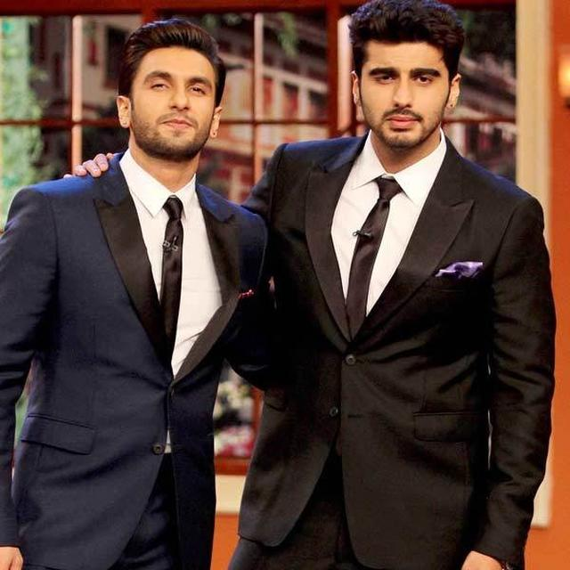 ARJUNKAPOORAND RANVEER SINGH'S COMMENTS HYPING EACH OTHER'S 'SUNDAY' POSTS PROVE THEY ARE BFFS