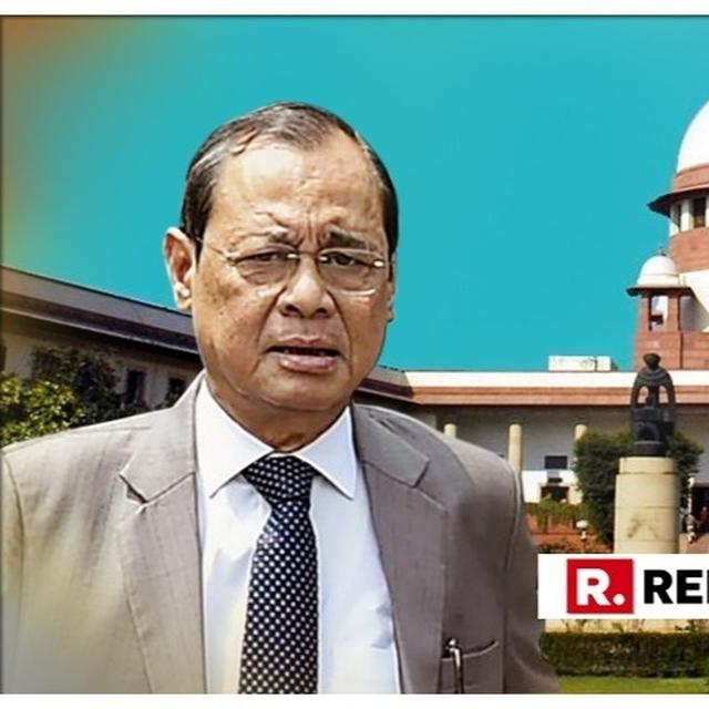 """IN-HOUSE INQUIRY PANEL FINDS """"NO SUBSTANCE"""" IN ALLEGATIONS OF SEXUAL HARASSMENT AGAINST CJI"""