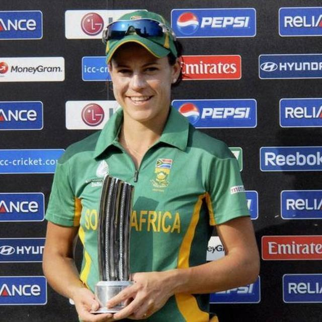 IT'S A MASSIVE HONOUR TO REPRESENT MY COUNTRY: MARIZANNE KAPP