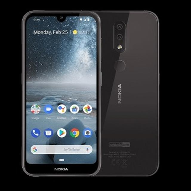 NOKIA 4.2 LAUNCHED IN INDIA WITH TEARDROP NOTCH DESIGN, DEDICATED GOOGLE ASSISTANT BUTTON