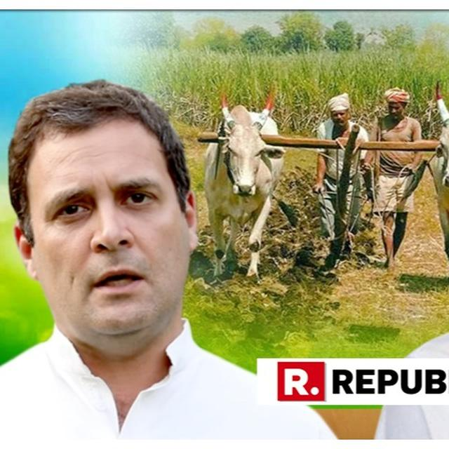 BIG ADMISSION: 'FARM LOAN-WAIVER NOT POSSIBLE IN 10 DAYS, NOBODY HAS A MAGIC WAND,' CONCEDES M.P CM KAMAL NATH EVEN AS RAHUL GANDHI AND PRIYANKA VADRA GO TO TOWN WITH THEIR PROMISE