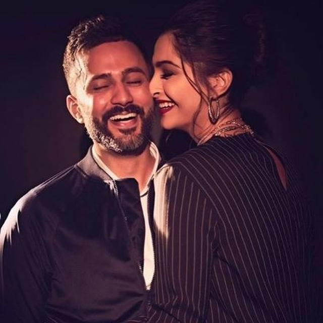 ANAND AHUJA'S ANNIVERSARY POST FOR SONAM KAPOOR IS UNUSUAL YET FILLED WITH LOVE
